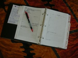 daily to do pages