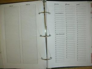 perpetual calendar for b-days and anniversaries