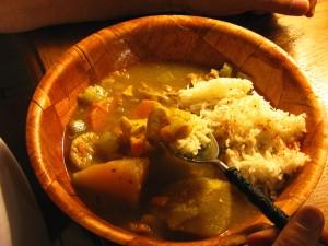 Jack's fave Cuban soup