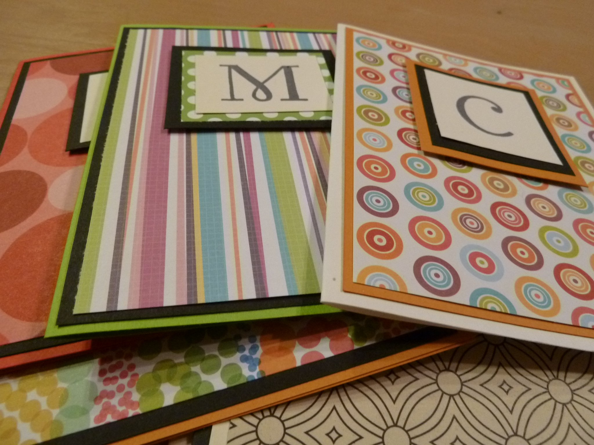 Handmade Gifts for a REAL Holiday: Making Cards  Not Dabbling In Normal