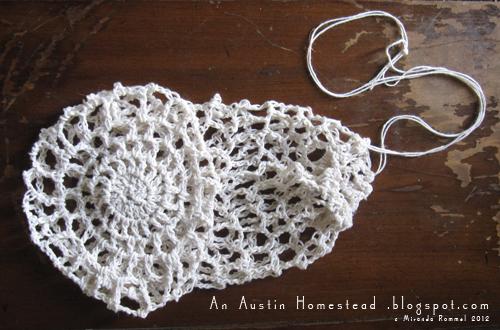 crochet produce bag Not Dabbling In Normal