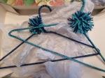 Grams yarn hangers