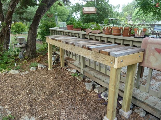 plans garden bench seats