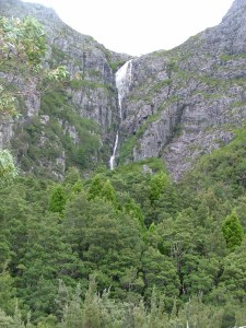 A rocky Northern Tasmanian outcrop not too far from Cradle Mountain