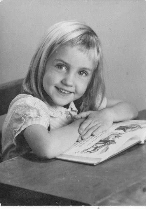 Sandy, first grade