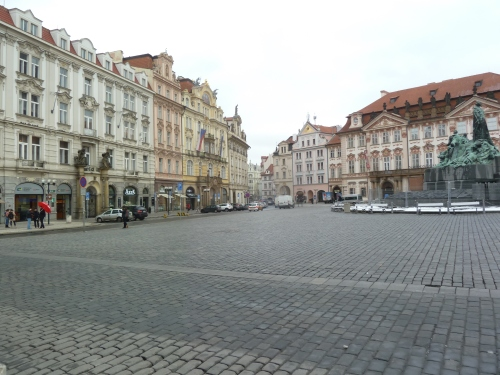 """Old Town"" Square"